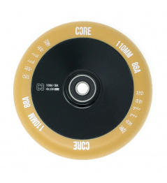Kolečko Core Hollowcore V2 110mm Gum/Black
