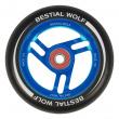 Koliesko Bestial Wolf Race 110 mm čierno modré