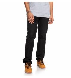Kalhoty Dc Worker Straight 136 kvj0 black 2019/20 vell.32