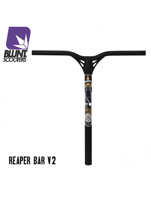 Blunt Reaper V2 riadidlá čierna 650 mm