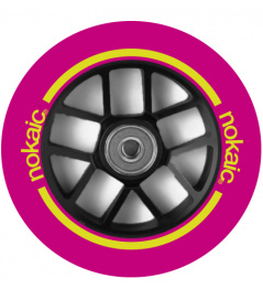 Kolečko Nokaic Spoked 110mm Pink