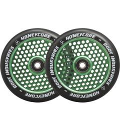 Root Industries Honey 110 mm čierno zelené koliesko