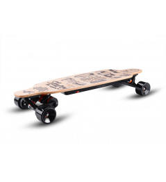 Elektrický longboard Skatey 3200L wood art