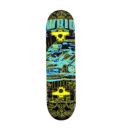 SKATEBOARD NILS EXTREME CR 3108 SA NIGHT