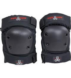 Chrániče kolen Triple Eight KP 22 černé XS