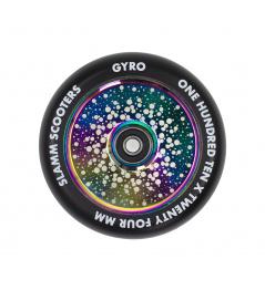 Kolečko Slamm 110mm Gyro Hollow Core Neochrome