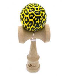 Kendama Nokaic Leopard Yellow