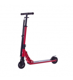 Rideoo 120 City Scooter Red