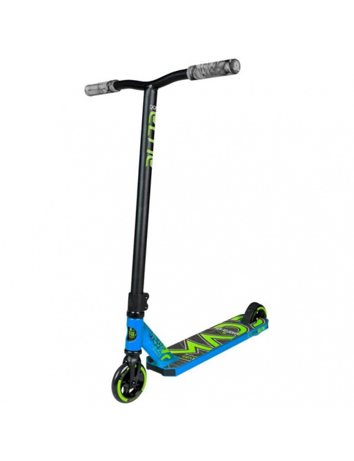 MADD GEAR Carve Elite 2020 Scooter Blue/Green