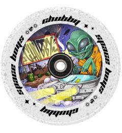 Kolečko Chubby SpaceBoys 110mm Alien