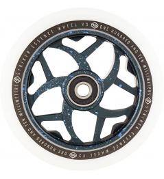 Kolečko Striker Essence V3 White 110mm Blue Splas