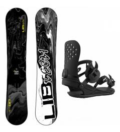 Komplet Lib Technologies Skate Banana stl/blko-Union Strata black 2020/21