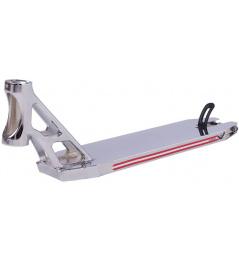 Deska Striker Bgseakk Magnetite 490mm chrome + griptape zdarma
