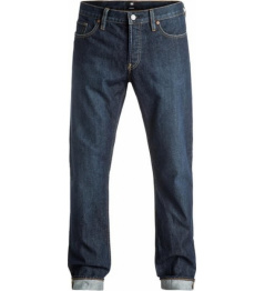 Jeansy Dc Worker Straight 338 stone wash 2017/18 vell.32