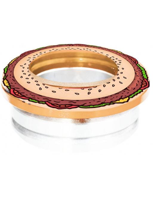 Headset Chubby Donut hnědý