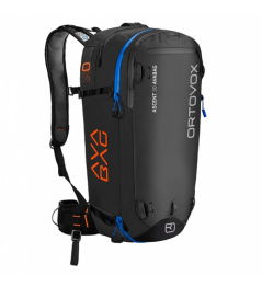 Batoh Ortovox Ascent 30 black Avabag KIT