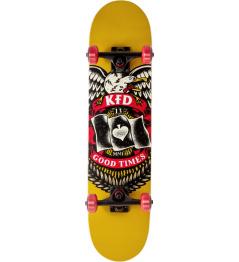 """Skateboard KFD Young Gunz 7.5"""" Badge"""