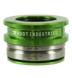Root Industries tall stack zelený headset