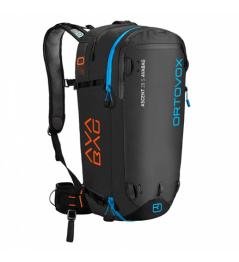 Batoh Ortovox Ascent 28 S black Avabag KIT