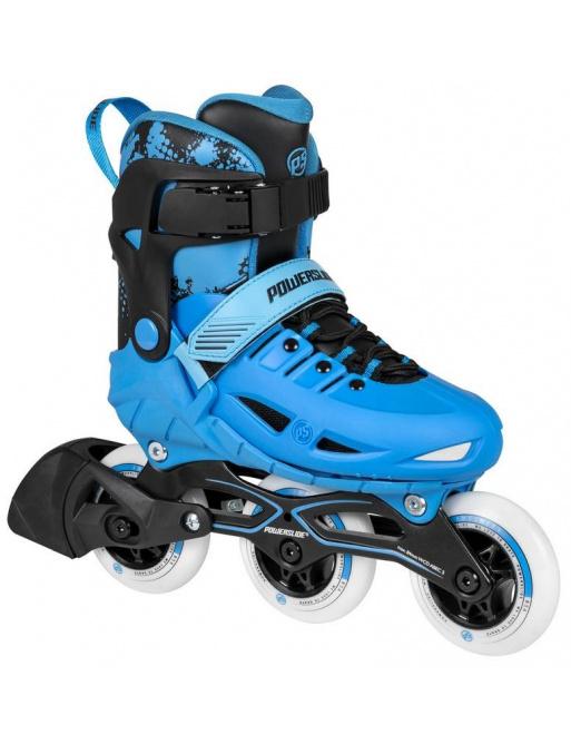 Detské kolieskové korčule Powerslide Phuzion Universe Blue