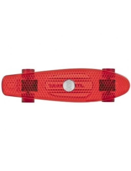 Skateboard Star Wars Juicy Susi Darth, červená