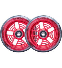 Kolečka Trynyty Wi-Fi 110mm červené 2ks