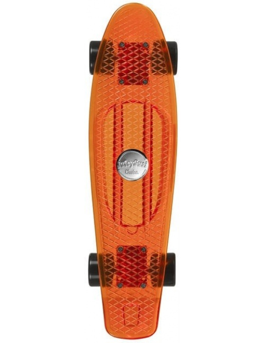 Skateboard Choke Juicy Susi Elite Clear Orange