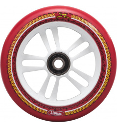 Kolečko AO Mandala 110mm červené