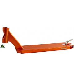 Deska Apex 510mm oranžová + griptape zdarma