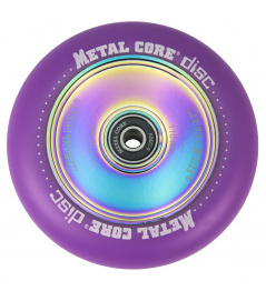Metal Core Disc 110 mm koliesko fialové