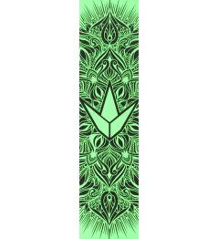 Blunt Mandela zelený griptape