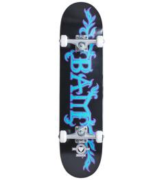"Skateboard Heart Supply Bam 7.75"" Growth Blue"