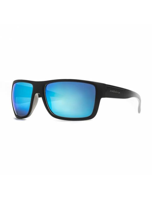 Brýle Horsefeathers Zenith - matt black fade out/mirror blue 2021