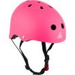 Dětská helma Triple Eight Lil 8 Staab Neon Pink
