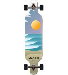 """Longboard Madrid Lifestyle Drop Through 40"""" Sol"""