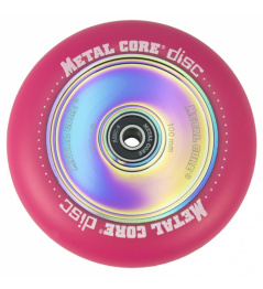 Metal Core Disc 110 mm koliesko ružové