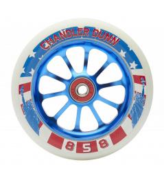Ride 858 Chandler Dunn 120 mm kolečko modrá