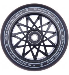 Kolečko Striker Zenue Series Black 110mm černé