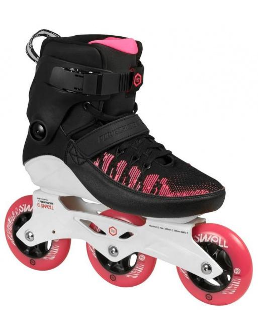 Kolieskové korčule Powerslide Swell Brink Pink 100