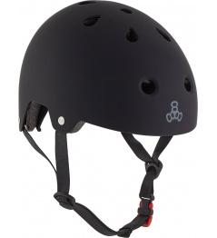 Helma Triple Eight Brainsaver XS-S matně černá