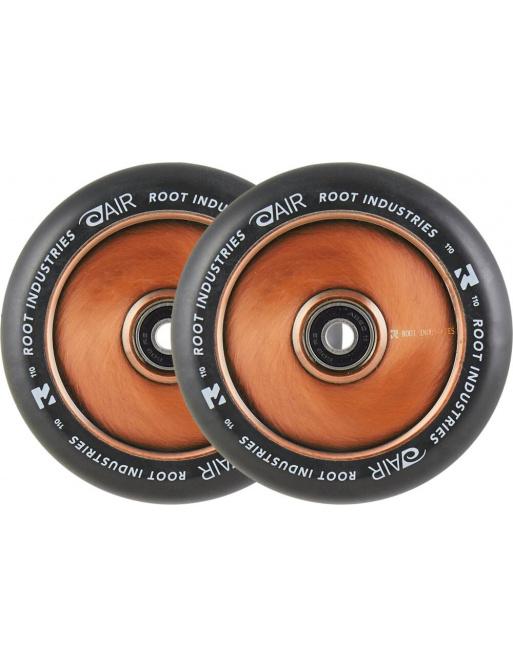 Root Industries Air 110 mm čierno bronzovej koliesko
