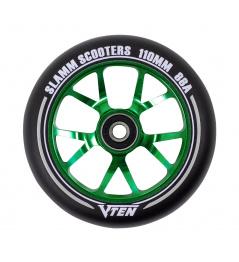 Kolečko Slamm 110mm V-Ten II Green