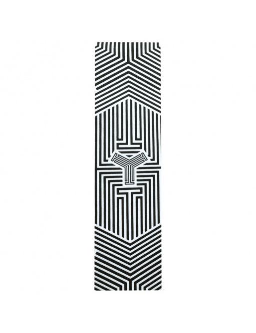 Griptape Triad Clear Cast logo black clear