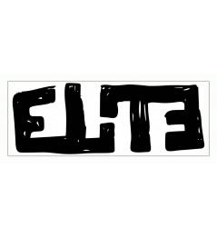 Samolepka Elite Logo