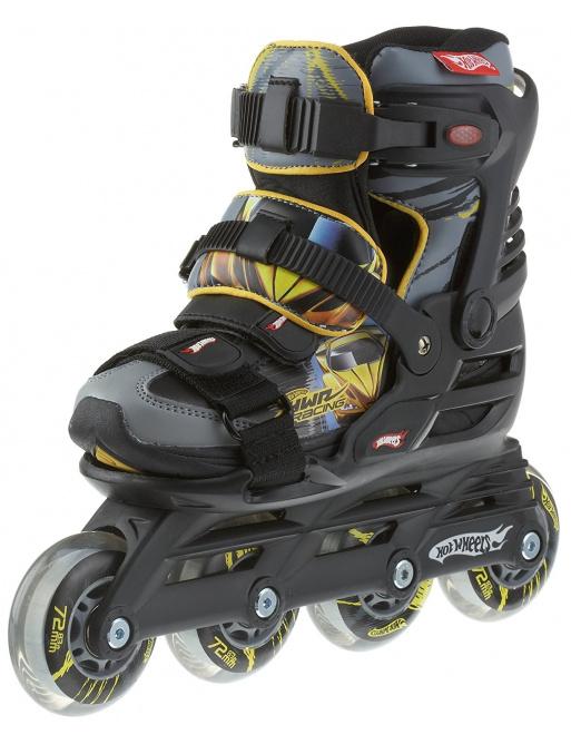 Detské korčule Hot Wheels X-Blade 3in1