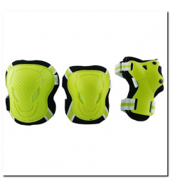 H303 SIZE S GREEN PROTECTIVE PAD SET