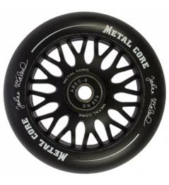 Koliesko Metal Core PRO model Johan Walzel 110 mm čierne