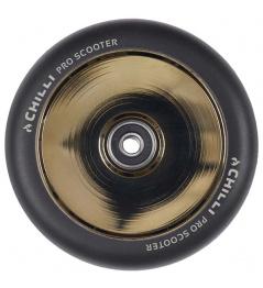 Chilli Hollow Core 120 mm koliesko zlaté