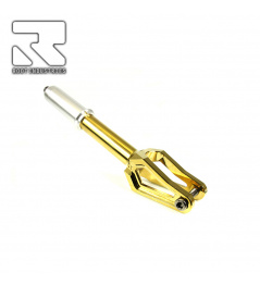 Root Industries IHC vidlice zlatá