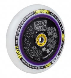 Kolečko Eagle H/Line 2/L Hlw tech Snowballs Black/White